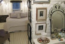 My cottage home inspiration board / Small timber cottages with attic spaces