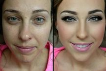 Proving makeup makes a hell of a difference! / Amazing before and afters