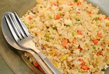 Recipes - Rice / by Julie Marker