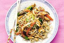 Recepten aziatisch