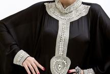 Abayas, Thoubs, etc / by Linda Abuelghanam