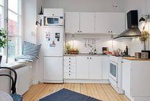interiors - kitchen designs