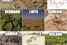 worldwide similarities