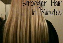stronger hair tips