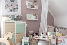Kids rooms and ideas