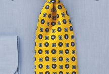 Silk Ties for Weddings + Office Wear