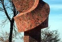 cihlový komín