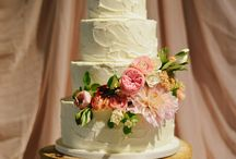 Country Wedding Cakes & Toppers