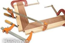 Carpentry / Some clever ideas with timber