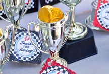Vintage Race Car Party Ideas