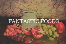 Fantastic Foods / A collection of easy and tasty recipes for the modern, busy bee woman. / by AntelopeShoes