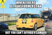 Car meme's