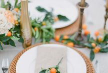 Matrimonio estivo: Agrumi - Citrus Summer Wedding
