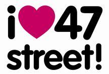 47 Street / Mochilas, Bolsos, Morrales y artículos escolares Originales de #47Street