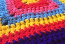 Crochet and Knitting / Crochet and knitting had been one of my hobbies since last year. I enjoy experimenting with other colours and brands of yarn I use, and using a lot of patience.