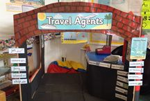 Travel agent role play