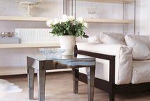 Mirrored & Leafed Furniture