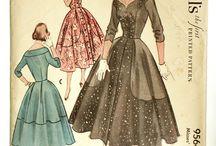 eski kıyafetler