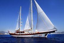 ESTRELLA DE MAR / #gulet, #yacht, #bluevoyage, #yachtcharter,  www.cnlyacht.com