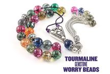 Gemstone Worry Beads - Komboloi / As Prayer Bead Store, we are providing highest quality worry beads-kombolois that are produced diligently from genuine semi precious stones such as amethyst, agate (carnelian), turquoise, pearl, onyx...