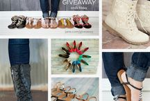 Free Fashion (Giveaways!)
