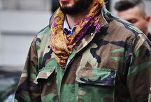 Army mood / Army Jacket