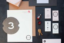 Branding + Identity / A collection of rad branding projects