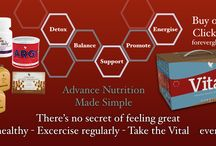 Nutrition / Advance Nutrition Made simple. www.foreverglobal.org