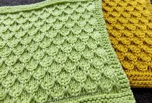 dish cloth patterns