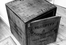 Tea crate ideas