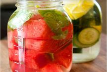 Fruit Infused Water / by Angela Goodwin