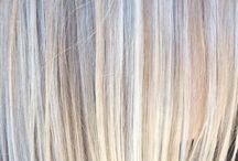 Platin Blonde Highlights