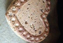 Brot - Gebäck selbst gemacht / Duft von Brot - selbst gemacht - gute Qualität und Kreativität