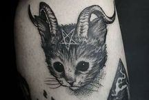 ♡probably cat tattoos♡