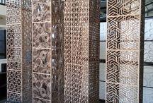 Svwza Birchply 3D & Grill work on Birch Plywood / Immense possibilities