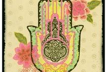 Khamsa / Fatima's Hand