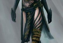 Fantasy wariors