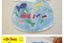 Lesson Planning - Dr. Seuss