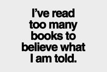 Bookish Quotes / This is my collection of beautiful, funny, thoughtful, and other kinds of quotes I stumble upon here on pinterest. Enjoy :)