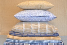 Timothy Paul Pillows / Pillows made by Timothy Paul Home in Washington DC
