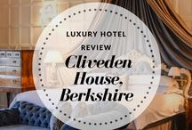 Travel // Luxury Hotels and Destination Accomodation / The most beautiful, fantastic hotels that I've stayed in and dream of...
