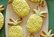 Sweetness aka Just Desserts