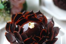 Chocolate embellishments