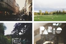 City delights / My favourite & most inspiring cities!