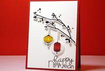 spezielle Anlässe / Karten für Hanukkah, chinesisches Neues Jahr etc.