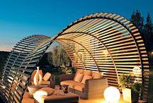 Pavilion, Summer-Garden