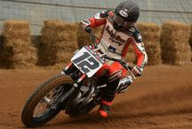 2013 Indy Mile / Various photos from the 2013 Indy Mile. You can see more photos like this by visiting http://www.amaproracing.com/ft / by AMA Pro Flat Track