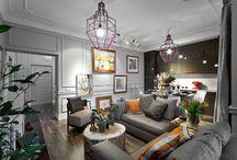 Apartment decor ideas / Ideas for decorating our place