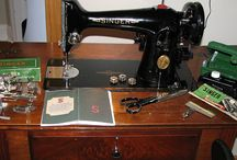 Antique/Vintage Sewing Machines
