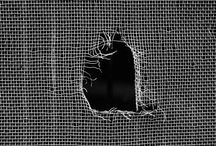How to Repair :  Hole in window screen
